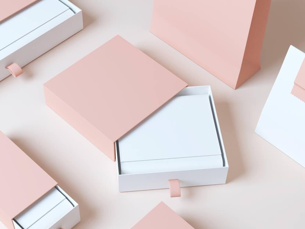種類豊富なオリジナル化粧箱で付加価値を。小ロットで作れる方法も紹介