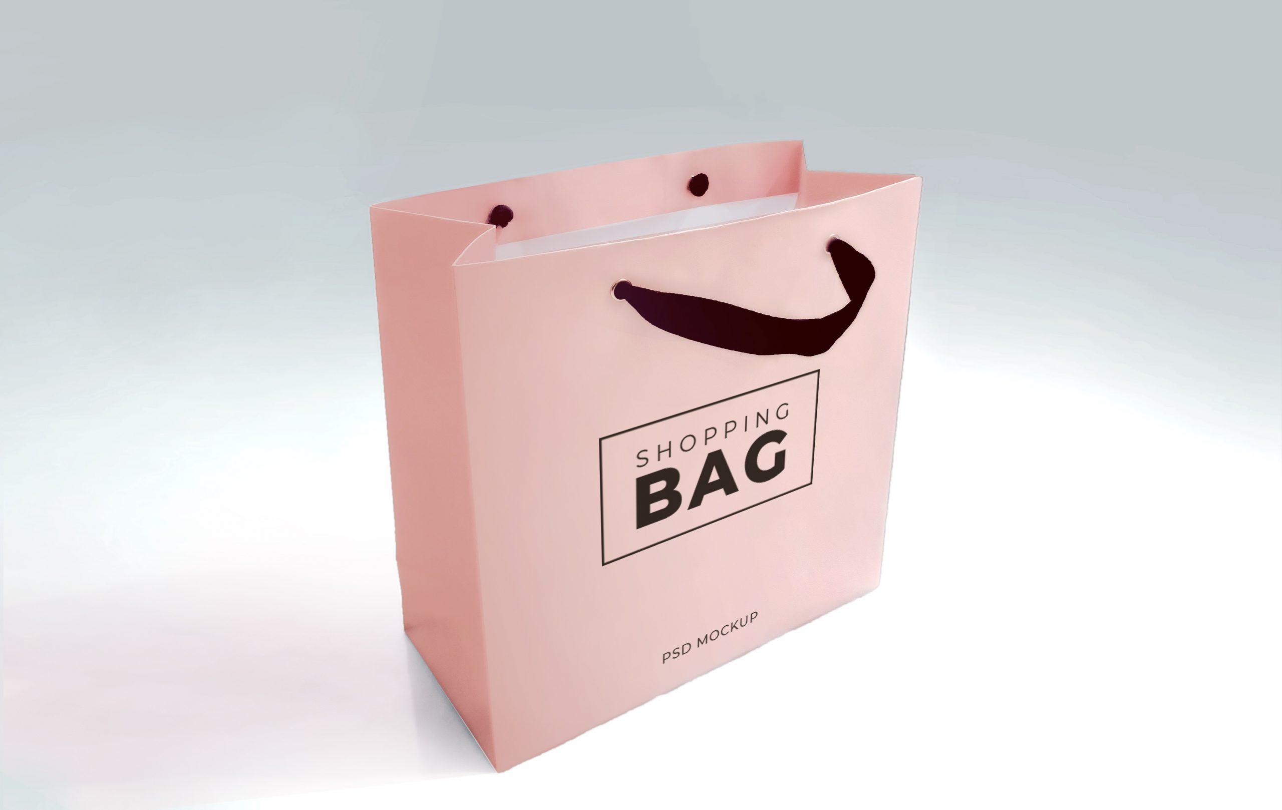オリジナル紙袋は小ロットでも格安で印刷できる!商品のブランド価値を高めよう