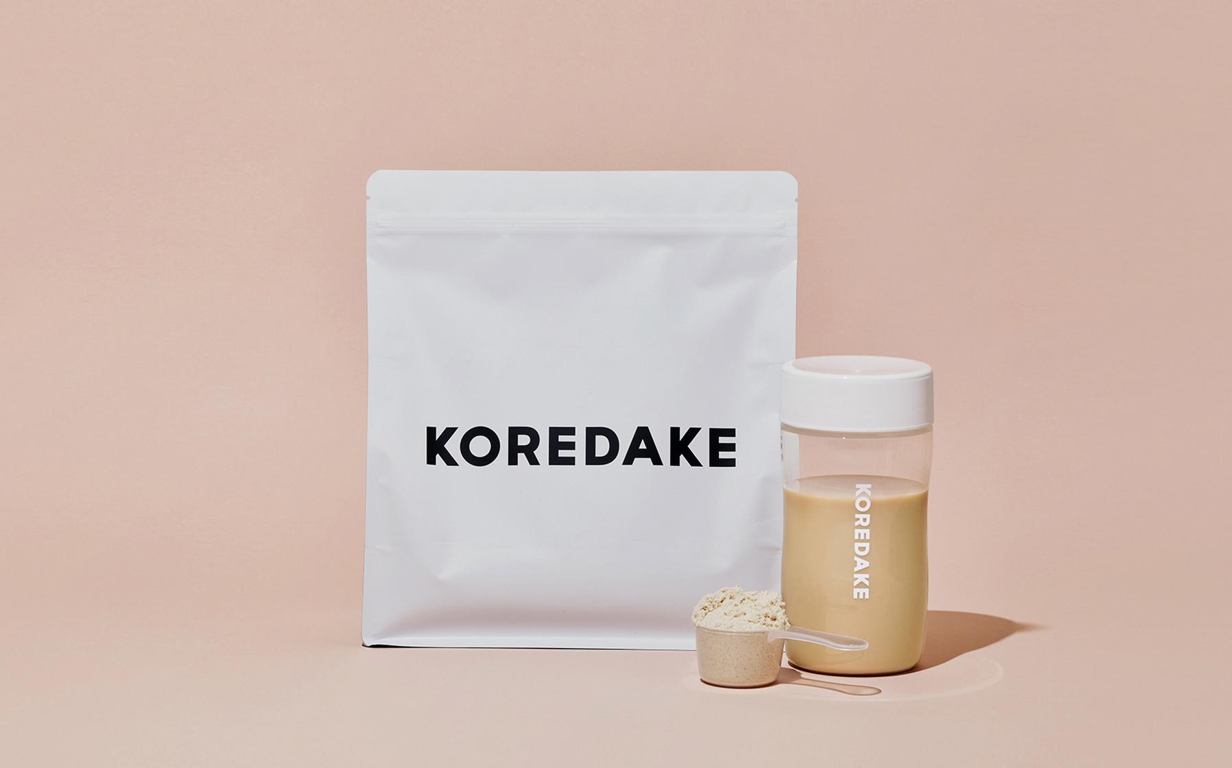 ウェルネスブランド「KOREDAKE」様 – 利用事例