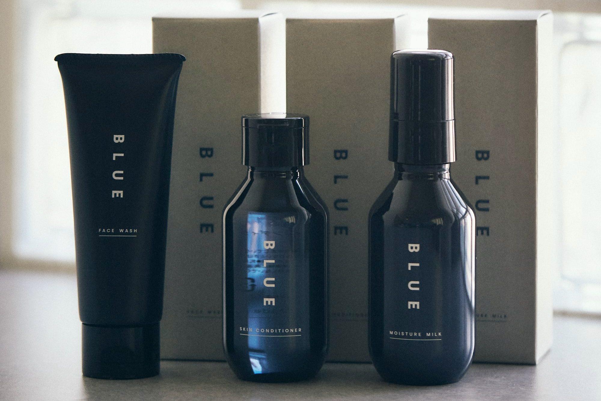 細部へのこだわりが、ブランドを作る。オーガニックスキンケアブランド「BLUE」様 – 利用事例